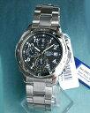 SEIKO セイコー 逆輸入 メンズ 腕時計 薄型 クロノグラフ SND195P1 正規海外モデル 日本製ムーブメント 誕生日 ギフト