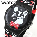 ★送料無料 SWATCH スウォッチ ORIGINALS GENT オリジナル・ジェント アンディベイビー SUOB115 ユニセックス メンズ レディース 腕時計