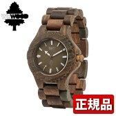 ★送料無料 WEWOOD ウィーウッド DATE ARMY デイト アーミー 9818026 メンズ 腕時計 ウォッチ 茶 ブラウン夏物 誕生日 ギフト