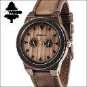【ポイント10倍!3/28 11:59まで】WEWOOD ウィーウッド LEO LEATHER CHOCO 木製 9818088 メンズ 腕時計 ウォッチ 茶 ブラウン