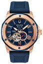 ブローバ BULOVA 98A227 マリーンスター オートマチック 正規品 腕時計