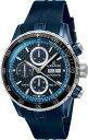 【正規品】 EDOX 【エドックス】 01123-357BU4-BUIN4 グランドオーシャン クロノグラフ オートマチック 世界限定100本 【腕時計】