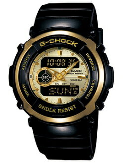 "CASIO g-shock G-300G-9AJF ""STANDARD COMBINATION"""