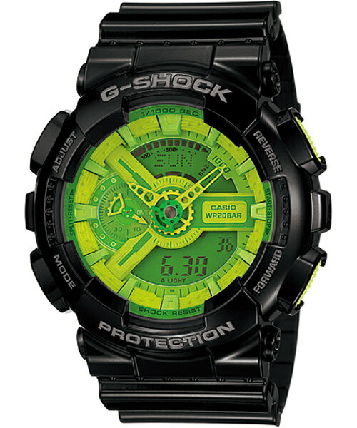 "CASIO g-shock GA-110B-1a3jf ""HYPER COLORS"