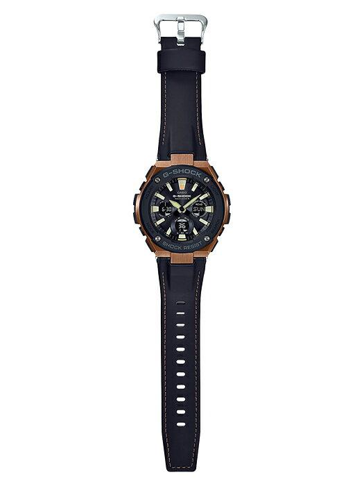 【正規品】 CASIO 【カシオ】 G-SHOCK GST-W120L-1AJF Gスチール 【腕時計】 [NEW][正規品][送料無料][メンズ][ソーラー電波]