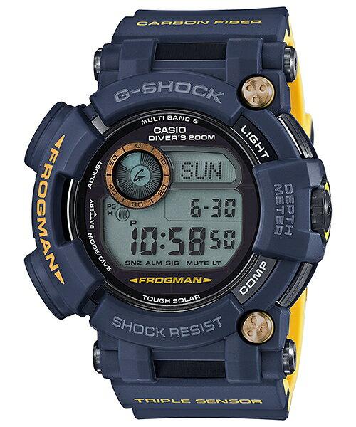 【正規品】 CASIO 【カシオ】 G-SHOCK GWF-D1000NV-2JF マスター・イン・ネイビーブルー 【腕時計】 [正規品][送料無料][ソーラー電波][メンズ]スパークリング