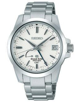 SBGE009 Grand Seiko spring drive GMT model