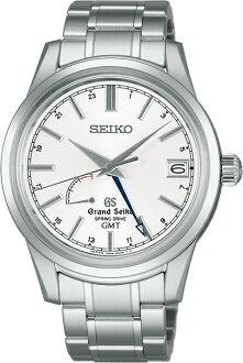 SBGE025 Grand Seiko spring drive GMT model