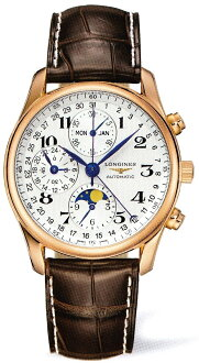 LONGINES L2.673.8.78.3 'The Longines Master Collection'