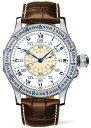 """【正規品】 LONGINES 【ロンジン】 L2.678.4.11.0 """"Heritage / The Lindbergh Hour Angle Watch 【ヘリテージ / リンドバーグ アワーアングル ウォッチ】"""" 【腕時計】"""
