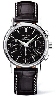 "LONGINES L2.733.4.52.0 ""Heritage/The Longines Column-Wheel Chronograph"""
