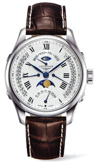 LONGINES L2.738.4.71.3 'The Longines Master Collection'