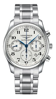 LONGINES L2.759.4.78.6 'The Longines Master Collection'