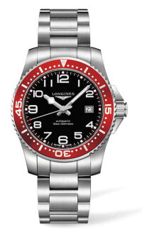"LONGINES L3.694.4.59.6 ""Hydro Conquest"""