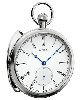 "LONGINES L7.022.4.11.1 ""The 180th Anniversary Watch / Longines Lepine"""