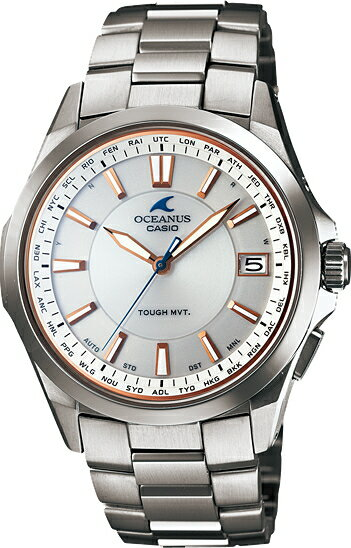 "CASIO OCEANUS OCW-S100G-7AJF ""Smart Access"""