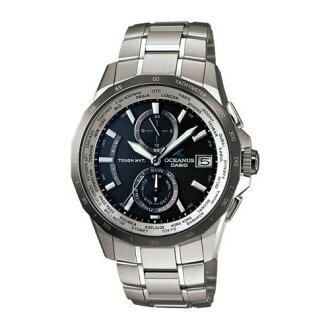 "OCW-S2000B-1AJF CASIO OCEANUS ""Manta smart access with"""