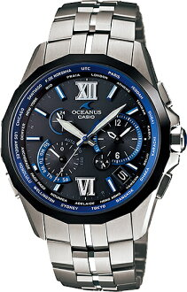 "OCW-S2400D-1AJF CASIO OCEANUS ""Manta smart access with world limited 1500"""
