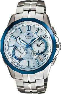 "OCW-S2400P-2AJF CASIO OCEANUS ""Manta smart access powered"""