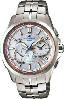 "OCW-S2400PG-7AJF CASIO OCEANUS ""Manta smart access powered"""