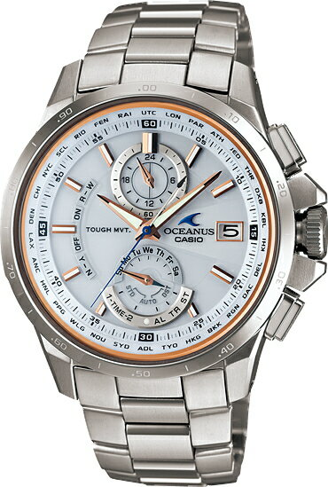 "CASIO OCEANUS OCW-T1010G-7AJF ""Smart Access"""