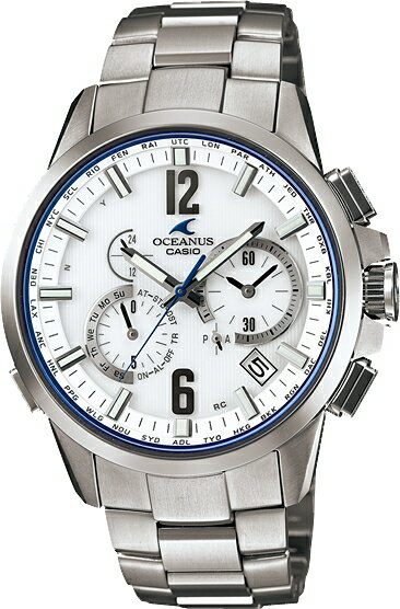 "CASIO OCEANUS OCW-T2000-7AJF ""Smart Access"""