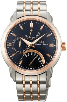 "ORIENT STAR WZ0021DE ""Retrograde"""