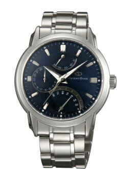 "ORIENT STAR WZ0051DE ""Retrograde"""