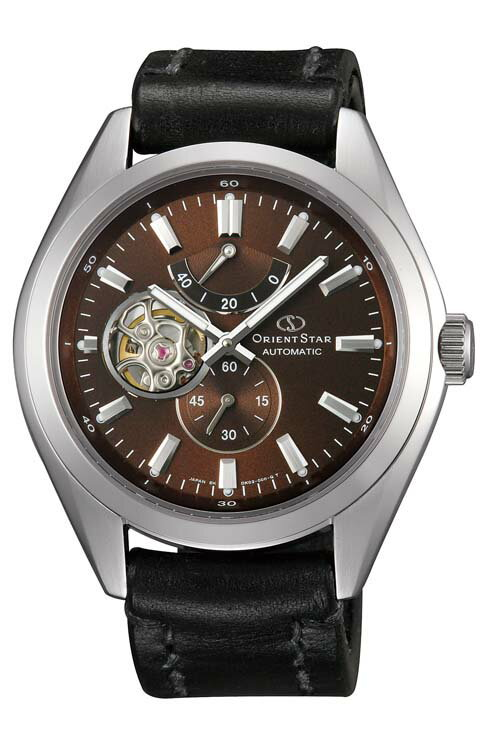 "ORIENT STAR WZ0111DK ""orient star X Some Susa dollar semi-skeleton"""