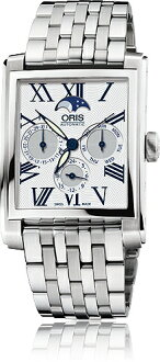 ORIS Rectangular Complication 581 7658 40 71 M