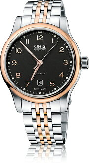 ORIS Classic Date 733 7594 43 94 M
