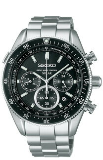 "SEIKO PROSPEX SBDM013 ""Speedmaster solar radio chronograph"""