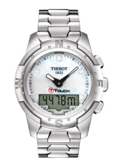 "TISSOT T047.220.44.116.00 ""TOUCH COLLECTION T-TOUCH II Lady"""