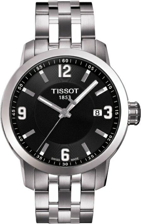 正規品 TISSOT ティソ T055.410.11.057.00 T-SPORT T-スポーツ PRC 200 Quartz PRC 200 クォーツ 腕時計