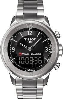 "TISSOT T083.420.11.057.00 ""TOUCH COLLECTION T-TOUCH CLASSIC"""