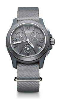 VICTORINOX 241532 'Active ORIGINAL CHRONOGRAPH Navy-grey'