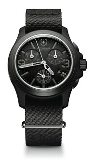 "VICTORINOX 241534 ""Active ORIGINAL CHRONOGRAPH commando black"""