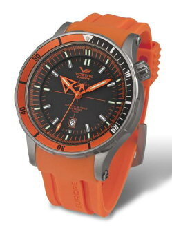 "VOSTOK EUROPE 8215-5107173 ""ANCHAR SUBMARINE Titanium"""