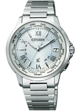"CITIZEN XC CB1020-54 A ""eco-drive radio HAPPY FLIGHT Mens Watches"""