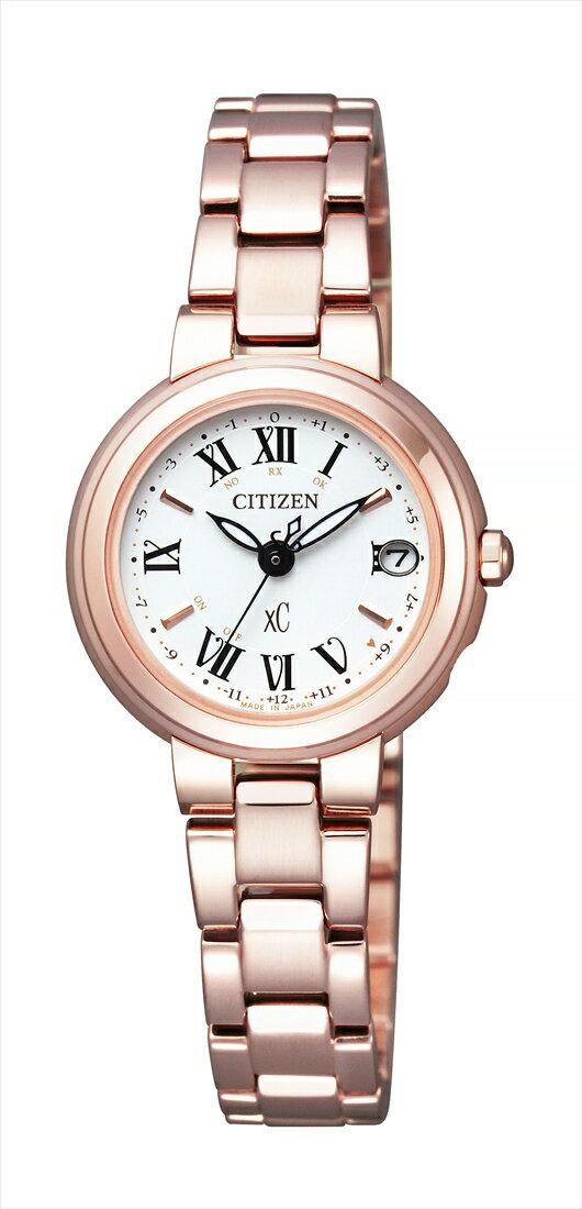 【正規品】 CITIZEN 【シチズン】 XC 【クロスシー】 ES9002-58A ハッピーフライト 【腕時計】 [正規品][送料無料][ソーラー電波][レディース]