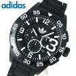 adidas アディダス NEWBURGH ニューバーグ ADH2859 海外モデル メンズ 腕時計時計カジュアル スポーツ ブランド ブラック 黒 ホワイト 白 クロノグラフ