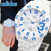 ★送料無料 アディダス adidas Originals オリジナルス NEWBURGH ニューバーグ メンズ 腕時計 時計 ADH3012 海外モデル ホワイト 白 ブルー 青秋 コーデ 誕生日 ギフト 0824楽天カード分割