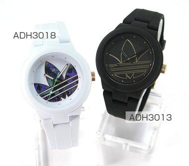 アディダスadidasoriginalsADH3018アバディーンABERDEENユニセックスメンズレディース腕時計新品時計ペアウォッチウォッチ白ホワイトボタニカル柄
