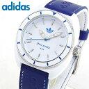 adidas アディダス stan smith スタンスミス ADH9087 海外モデル メンズ レディース 腕時計 男女兼用 ユニセックス ホワイト ブルー