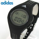 ★送料無料 adidas アディダス ランニング Performance パフォーマンス URAHA ウラハ ADP3159 海外モデル メンズ レディース 腕時計 男女兼用 ユニセックス デジタル 黒 ブラック