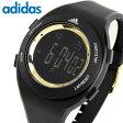 adidas アディダス ランニング ADP3208 海外モデル メンズ レディース 腕時計 男女兼用 ユニセックス 多機能 黒 ブラック パフォーマンス夏物 誕生日 ギフト