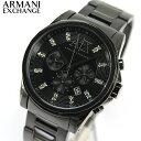 ★送料無料 AX2093 ARMANI EXCHANGE アルマーニエクスチェンジ Withクリスタルマーカー メンズ 腕時計 時計 watch クロノグラフ 誕生日 ギフト