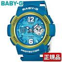 CASIO カシオ Baby-G ベビーG BGA-210-2BJF レディース 腕時計 クオーツ アナログ 青 ブルー 国内正規品夏物 誕生日 ギフト