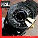 ★送料無料 DIESEL ディーゼル DZ1209 メンズ 腕時計 DIESEL 時計 ディーゼル 黒 金 ブラック ゴールド カジュアル ブランド DIESEL ディーゼル 海外モデル父の日 ギフト