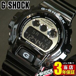 カシオ CASIO G-SHOCK Gショック ジーショック メンズ 腕時計 多機能 防水 カジュアル ウォッチ デジタル DW-6900NB-1 ブラック 黒 海外モデルスポーツ 商品到着後レビューを書いて3年保証 誕生日プレゼント 男性 ギフト